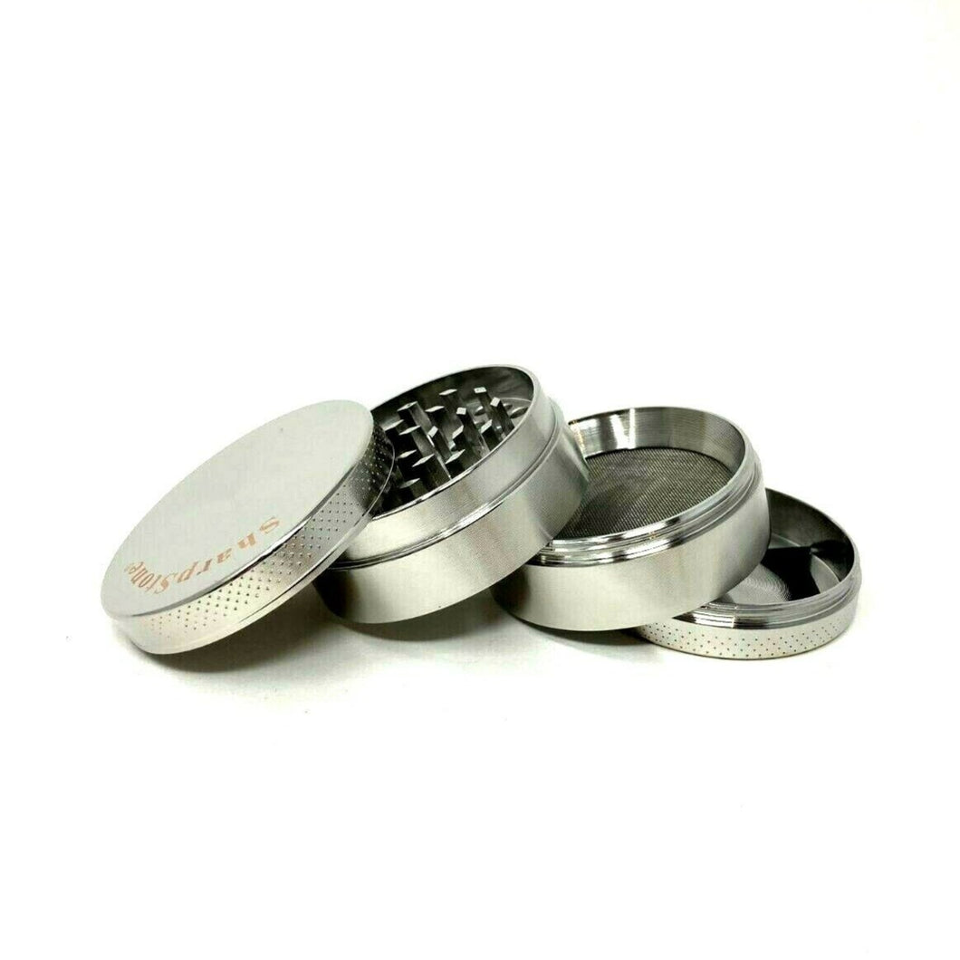 Sharp Stone 4-Piece Grinder 50mm