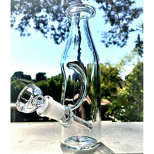 Saki Bottle Bubbler Bong