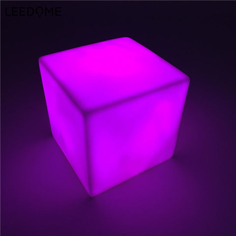 NEW Wireless LED Cube Night Light - Changes Colors!-light-50-TO-80-50-TO-80