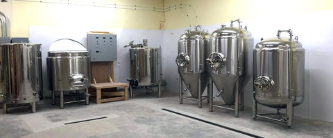 The Napanee Beer Company's modest first month