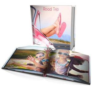 "12x12"" Personalised Hard Cover Photo Book"