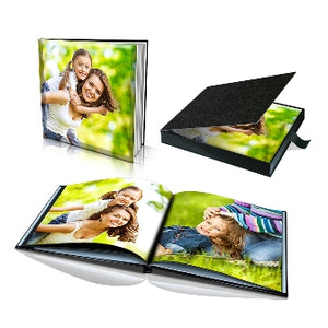 "12x12"" Personalised Padded Book in Presentation Box"