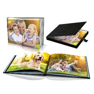 "12x16"" Personalised Padded Cover Photo Book in Presentation Box"