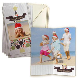 "4x8"" Double Sided Card (20 pack)"