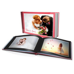 "8x11"" Personalised Hard Cover Photo Book"