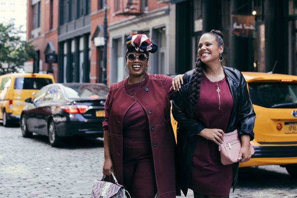 See Rose Go Plus Size Street Style as seen on Madeline Jones and Photograph by Lydia Hudgens
