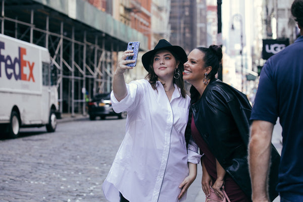 db36bc70a82 See Rose Go New York Fashion Week Plus Size Street Style Diversity