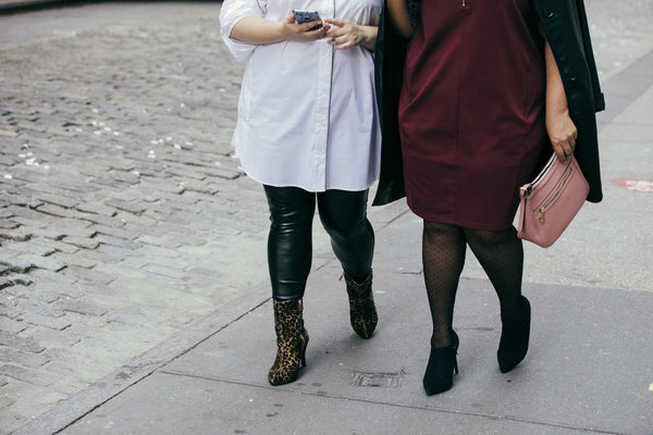 See Rose Go Plus Size Street Style New York Fashion Week NYFW