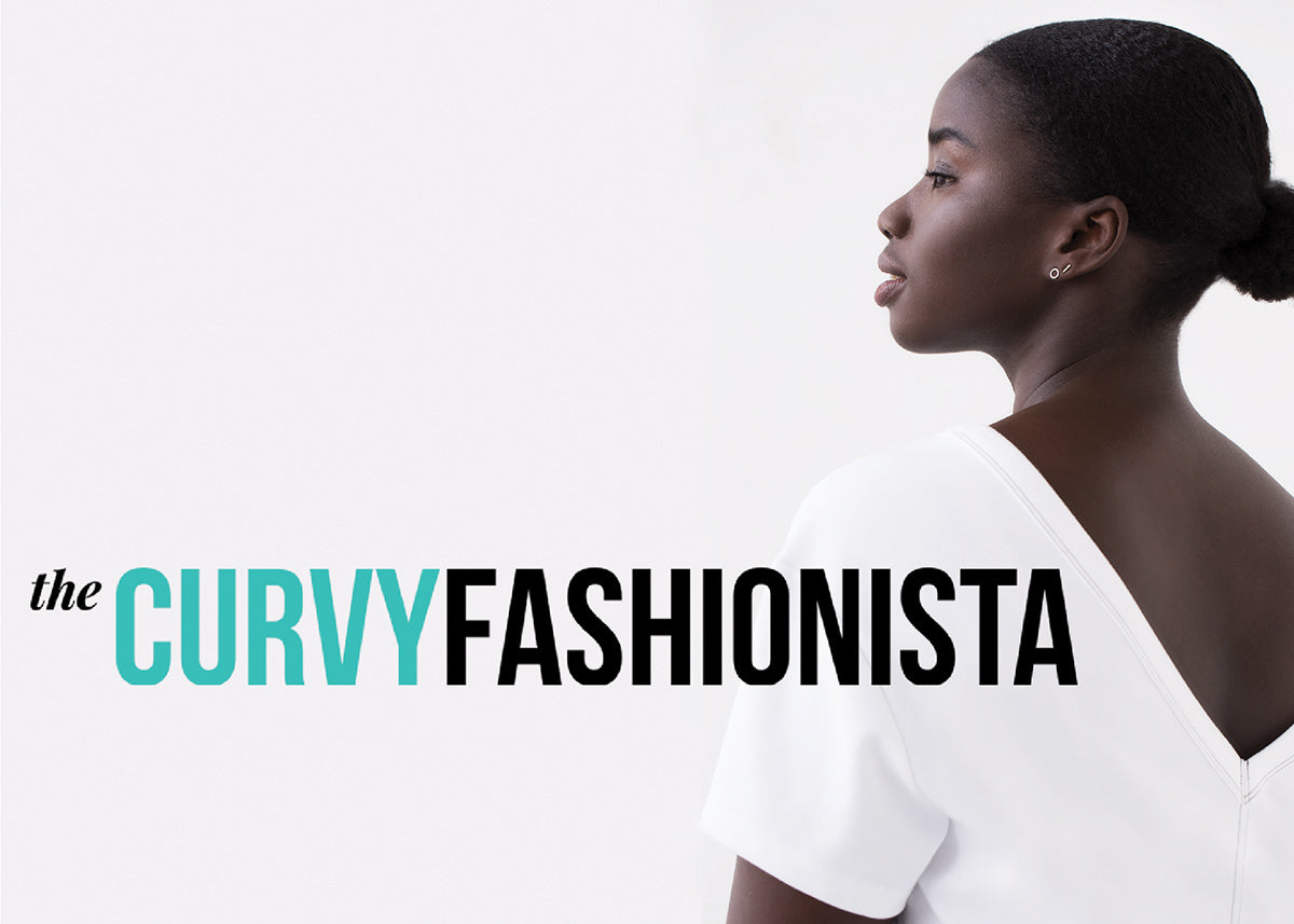 Minimalist Plus Size Clothing with the Curvy Fashionista