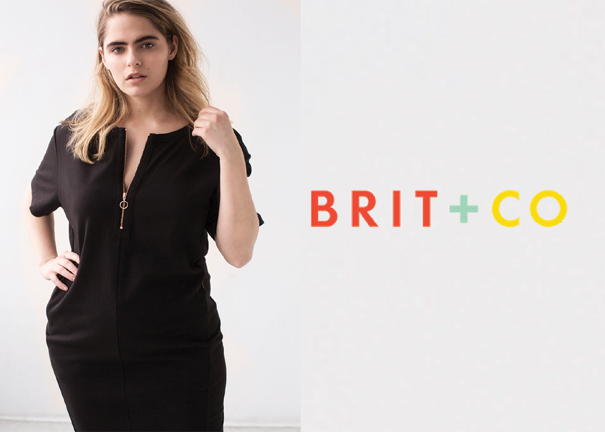 Brit + Co, Top 10 Plus Size Brands With Minimalism