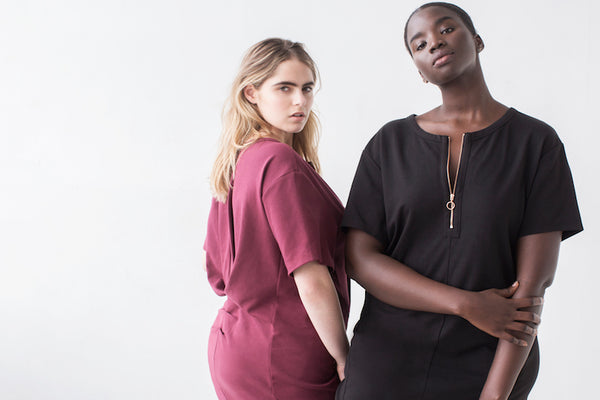 See Rose Go in The Cut as a new plus size brand creating quality minimalist plus size fashion