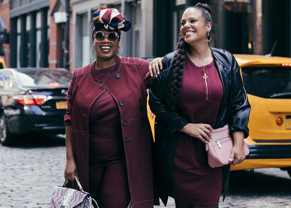See Rose Go Plus Size Street Style New York Fashion Week