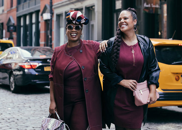 See Rose Go New York Fashion Week Plus Size Street Style