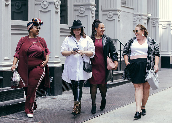 See Rose Go New York Fashion Week Plus Size Street Style Diversity