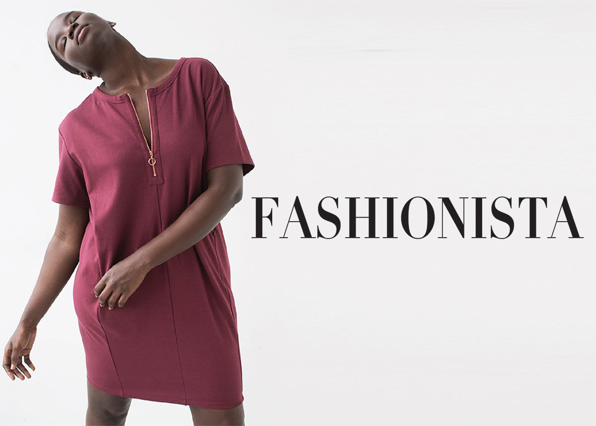 New plus size brands on Fashionista