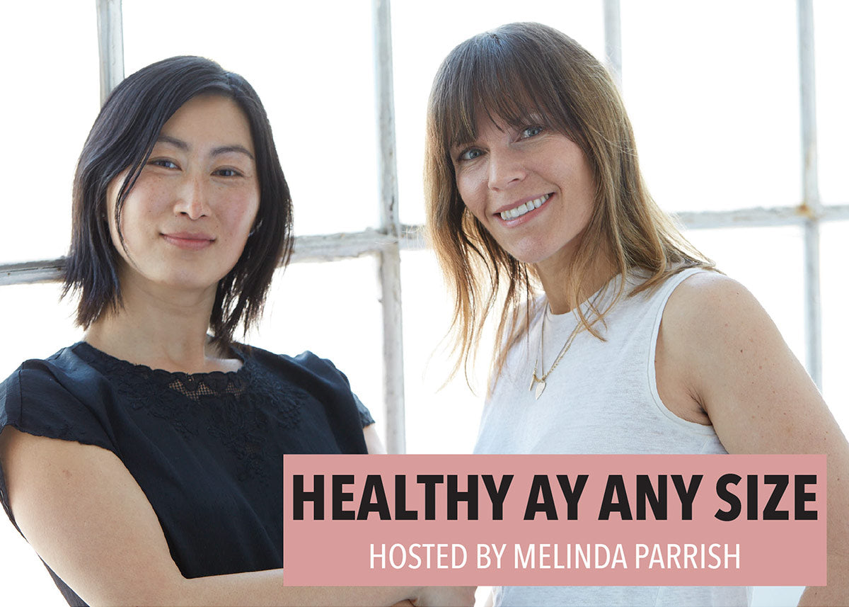 Healthy at any size, plus size podcast