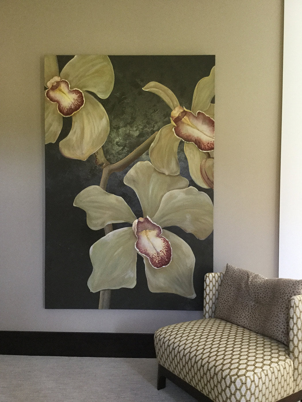 Custom Acrylic Painting to Suit Your Decor - Any Size or Color
