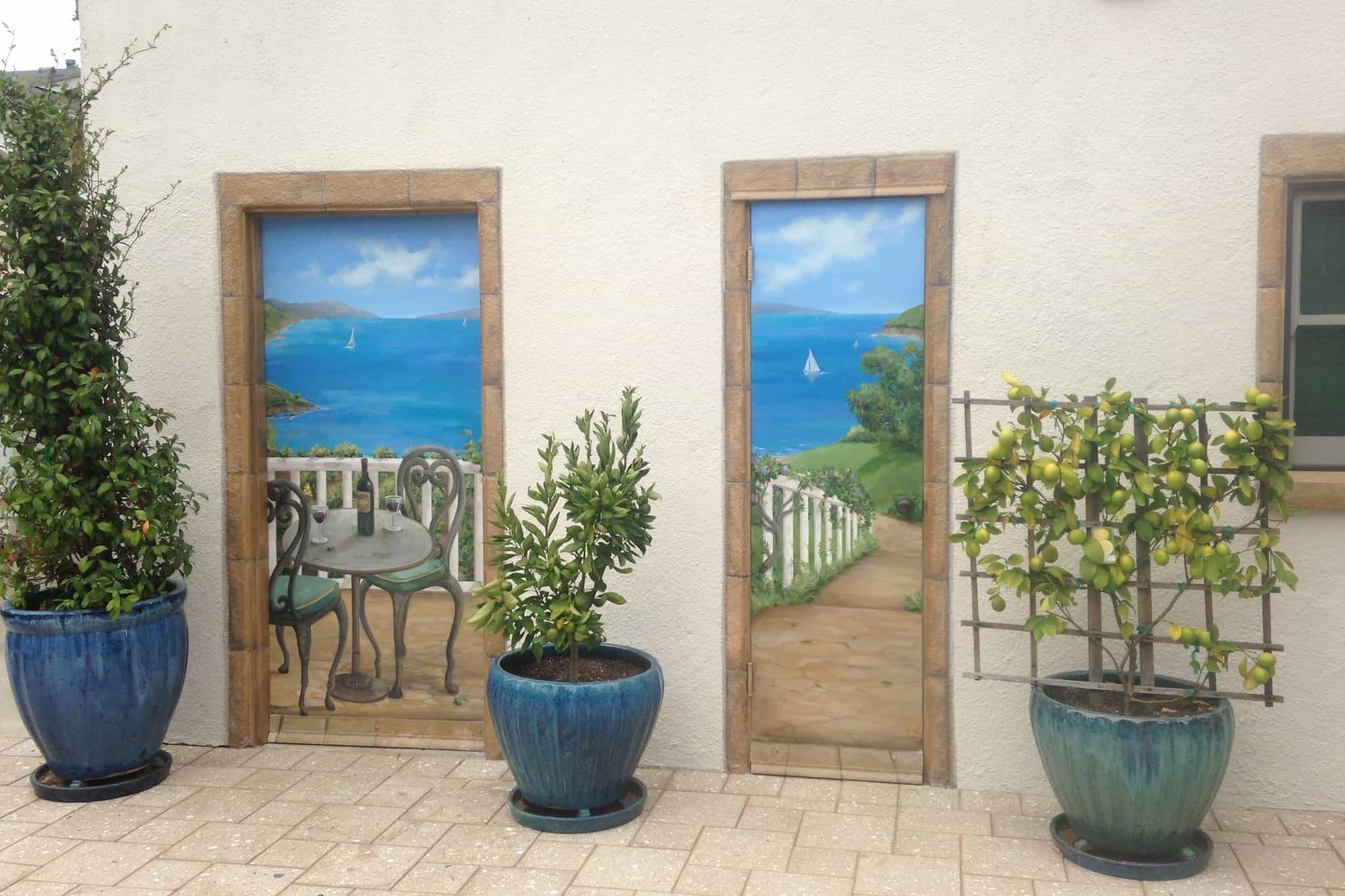 Outside Murals Bethan Clayton Designs