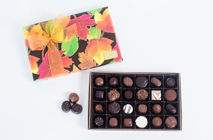 24 Pc. Assorted Fall Gift Box