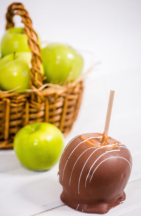Milk Chocolate Caramel Apple
