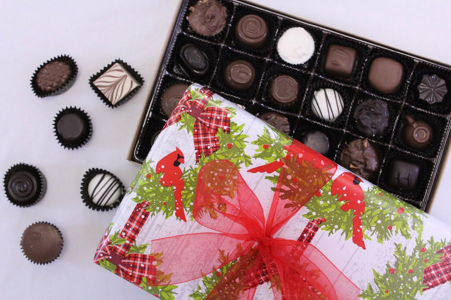 Holiday Assorted Gift Box - 24 pc.