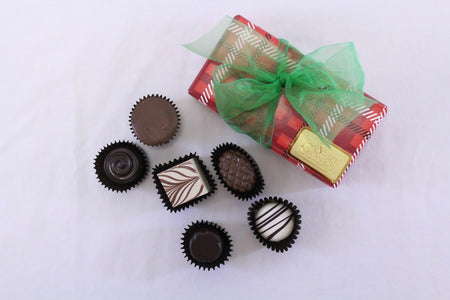 Holiday Assorted Gift Box - 6 pc.