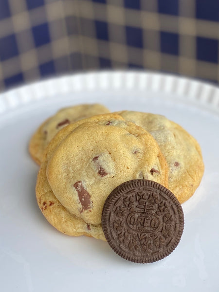 Oreo-Stuffed Chocolate Chunk