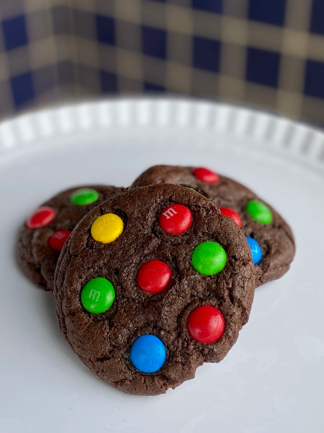 Chocolate M&M