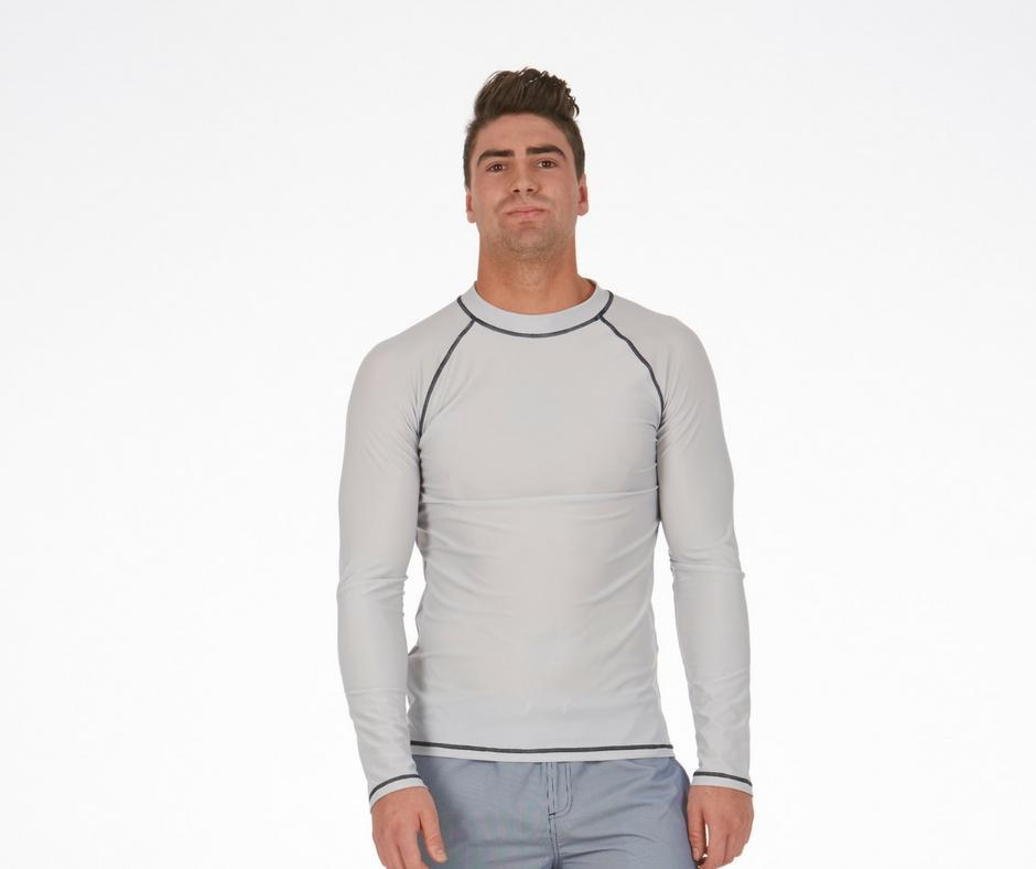 Mens Rashies Perfect for Water Sports