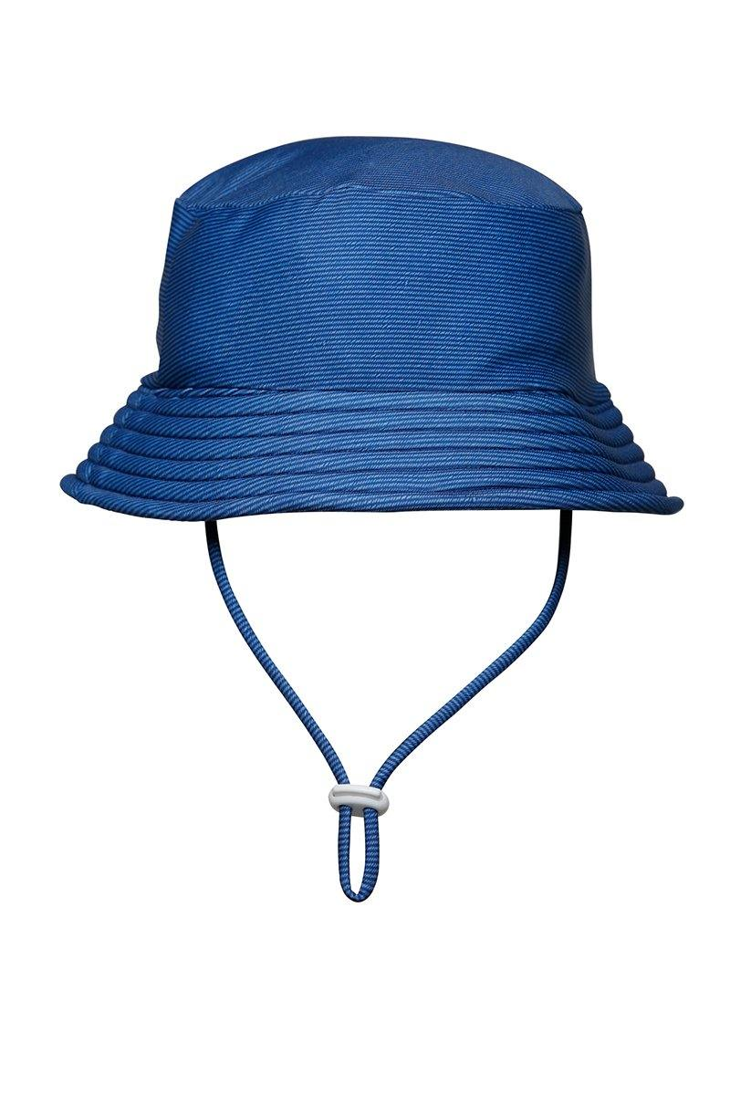 Boy s Sun Protection Hat In Navy Blue - Cat   I ... 9865372482e