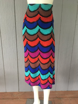 Shellgame Midi Skirt - Ruthie's Rack