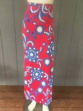 Maxi Skirt- Embroidered