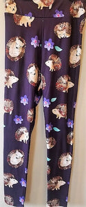 Hedgehog Leggings - Ruthie's Rack