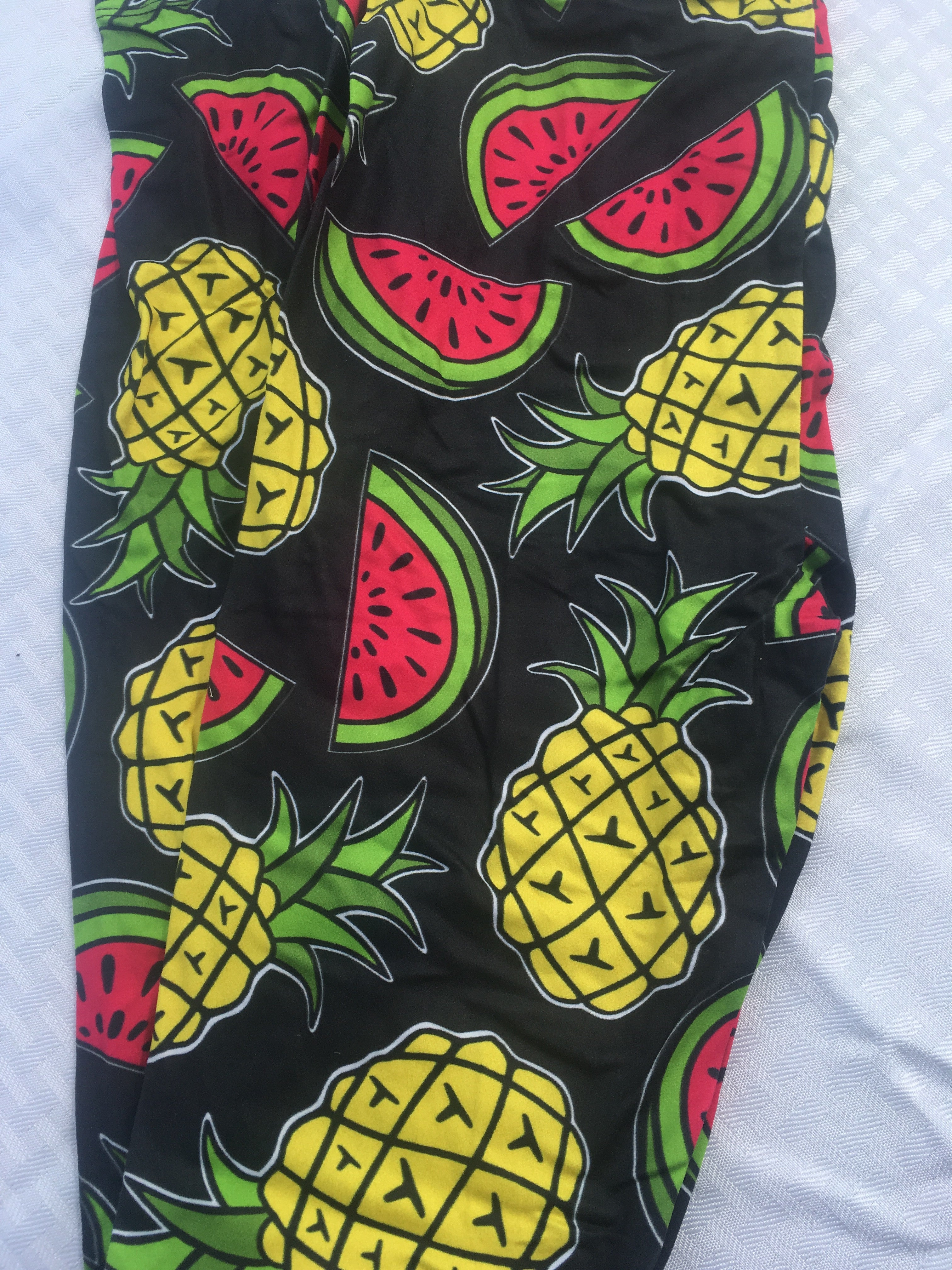 Fruit Salad Leggings - Ruthie's Rack