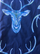 Blue Deer Leggings - Ruthie's Rack