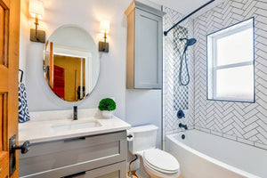 3 Tips for a Cleaner Bathroom (For Men and Women)