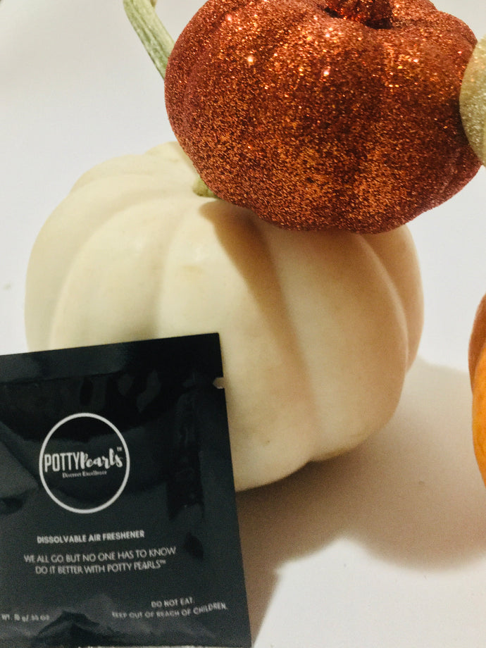 October Scent: Plenty Pumpkin Pearl Shimmer