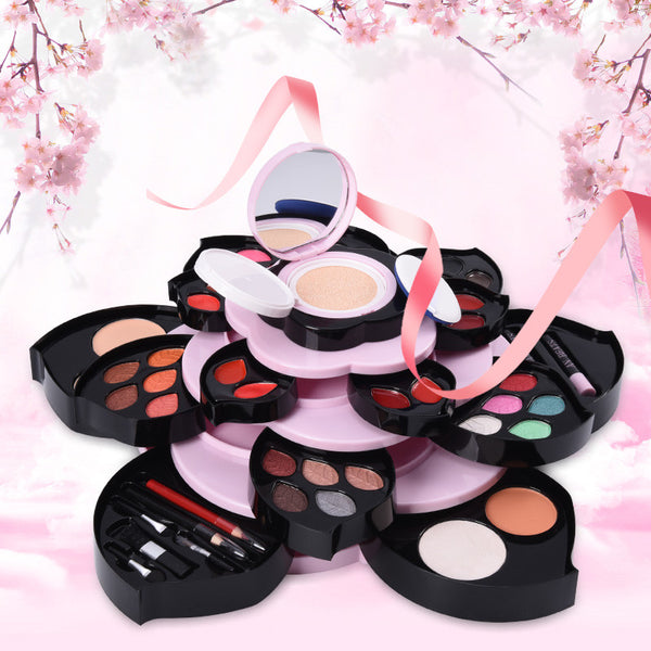 Multi Functional Rotating Make-Up Box
