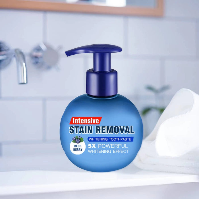 Strong Stain Removal Whitening Toothpaste