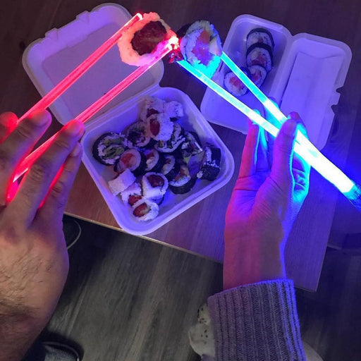 Led Light Up Chopsticks  - DIGFORDEALS