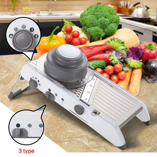 Slicer with Built-In Blades | Free Shipping - DIGFORDEALS