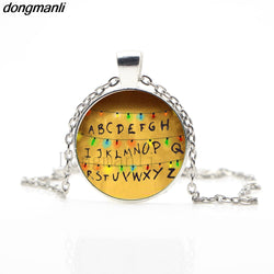 Alphabet Necklace Jewelry - DIGFORDEALS