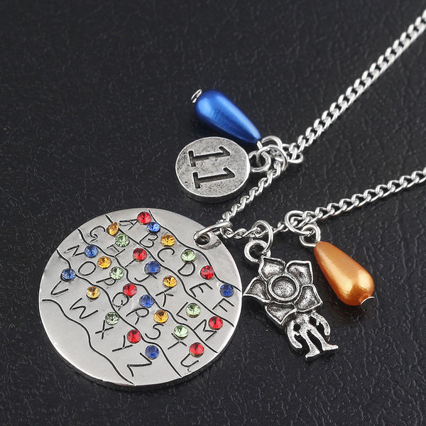 Alphabet Pendant Necklace - DIGFORDEALS