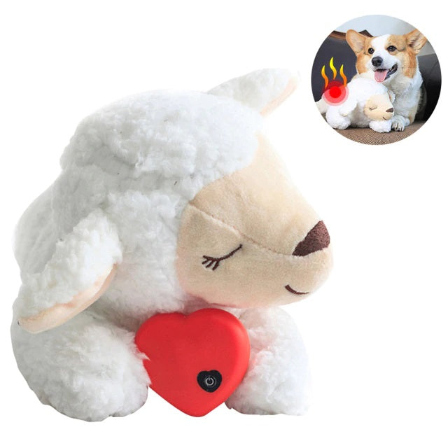 Heartbeat Puppy Calmer - Snuggle Toy for Dogs - DIGFORDEALS