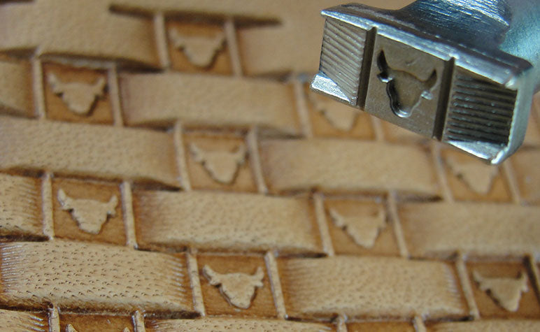 New basket weave stamps available.