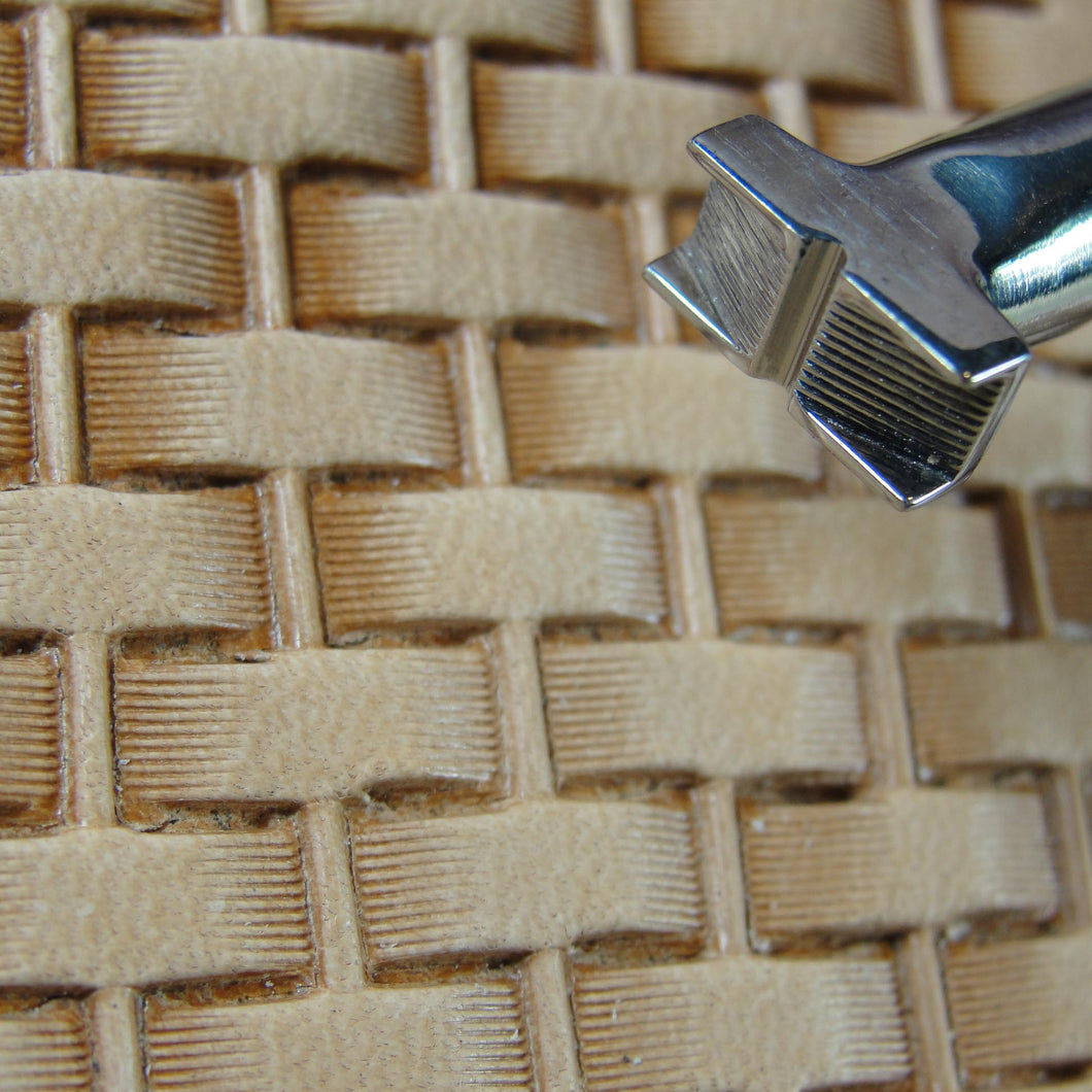 Single Bar Basket Weave