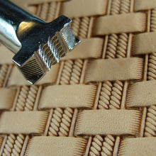 Double Rope Basket Weave