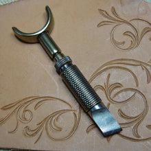 Swivel Knife w/ Angled Blade