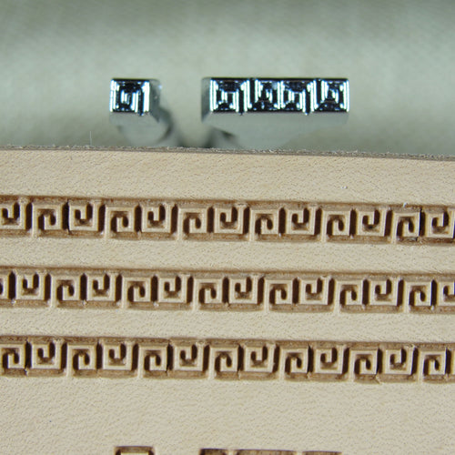 Greek Key Border Set