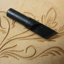 Angled Filigree Swivel Knife Blade